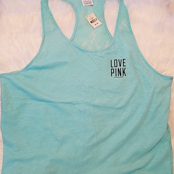 9b531e9939850 🎈2 for $20🎈PINK Tank Top NWT